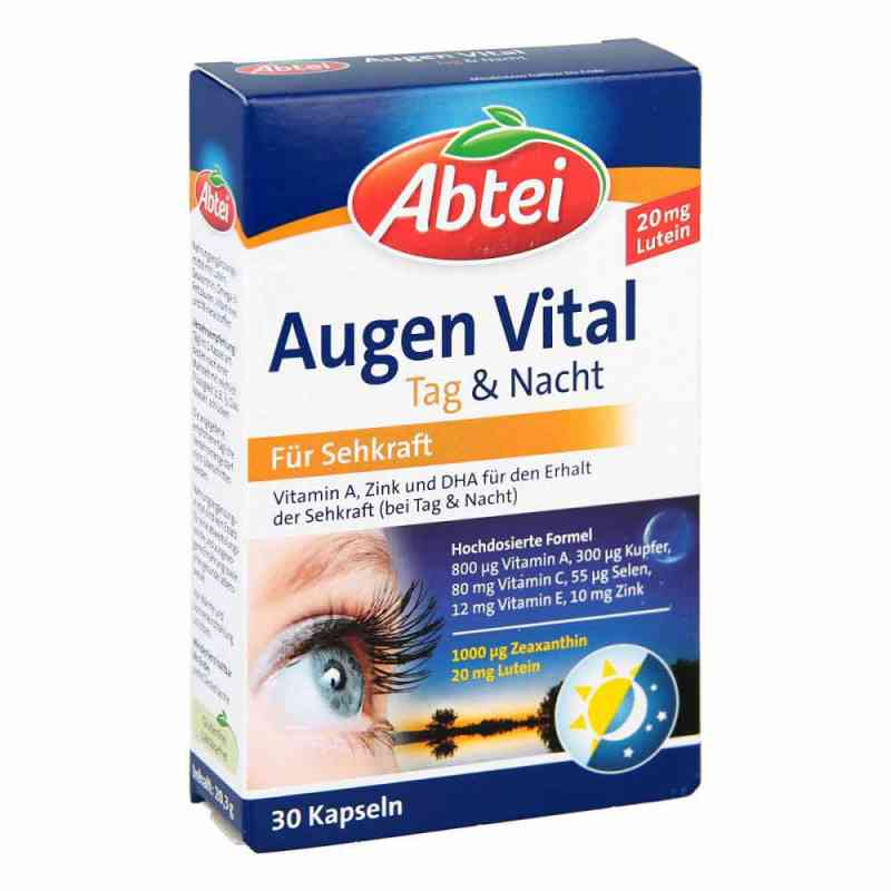 Abtei Augen Vital Tag & Nacht Kapseln  bei juvalis.de bestellen
