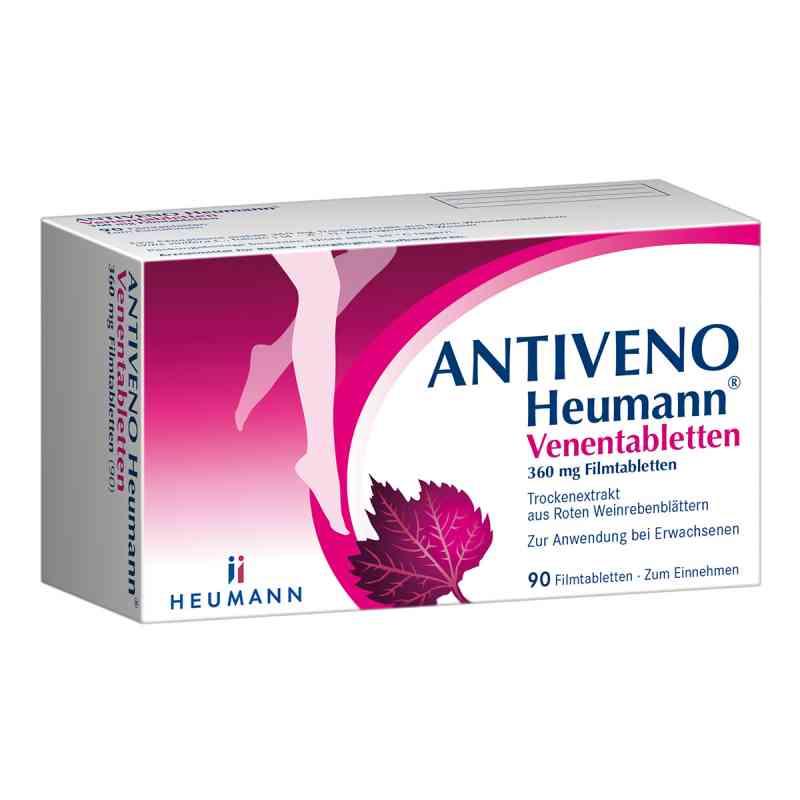 ANTIVENO Heumann Venentabletten  bei juvalis.de bestellen