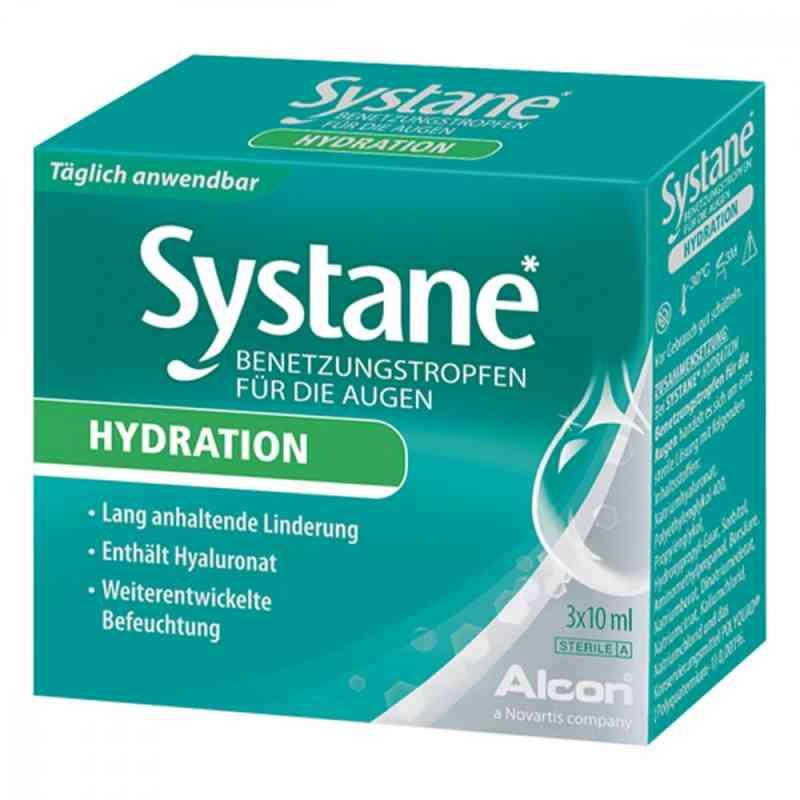 Systane Hydration Benetzungstropfen für die Augen  bei juvalis.de bestellen