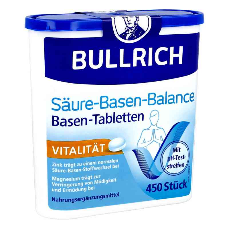 Bullrich Säure Basen Balance Tabletten  bei juvalis.de bestellen