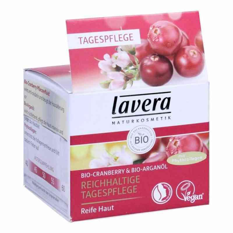 Lavera reichhaltige Tagespflege Cranberry Creme  bei juvalis.de bestellen
