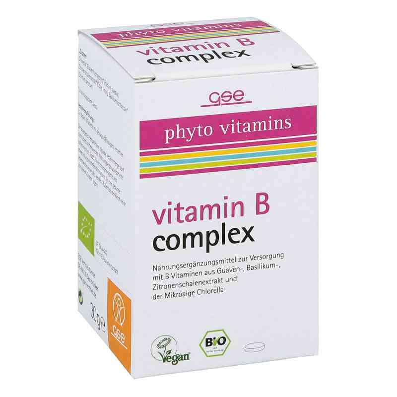 Vitamin B complex Bio Tabletten  bei juvalis.de bestellen