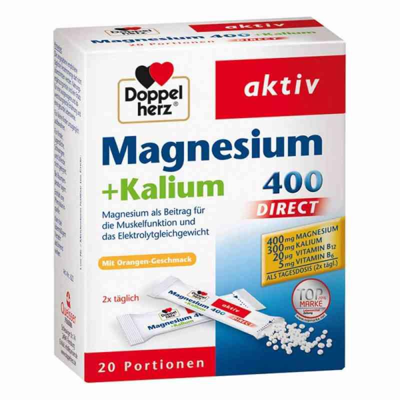 Doppelherz Magnesium+kalium Direct Portionsbeutel  bei juvalis.de bestellen
