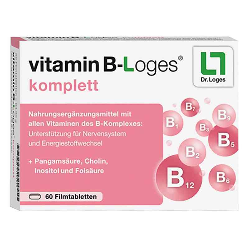 Vitamin B-loges komplett Filmtabletten  bei juvalis.de bestellen