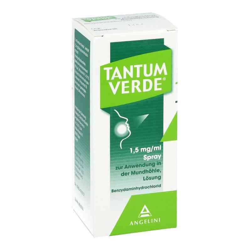 Tantum Verde 1,5 mg/ml Spray zur Anwendung in der Mundhöhle  bei juvalis.de bestellen