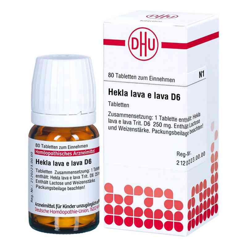Hekla lava e lava D6 Tabletten  bei juvalis.de bestellen