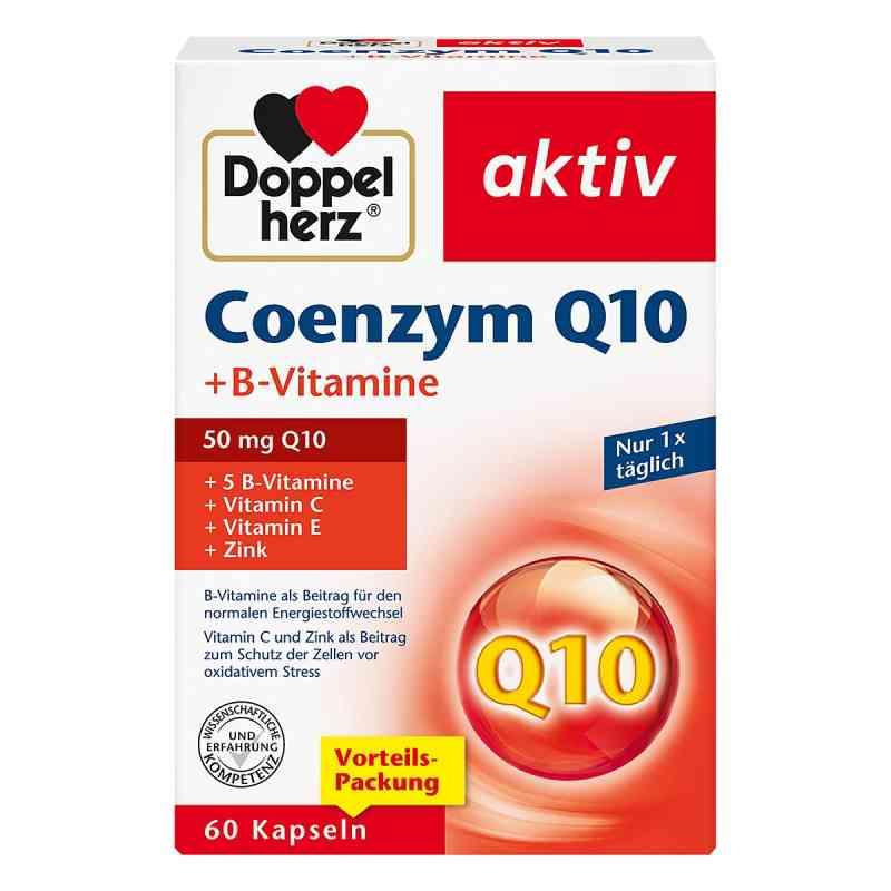Doppelherz Coenzym Q10+b Vitamine Kapseln  bei juvalis.de bestellen