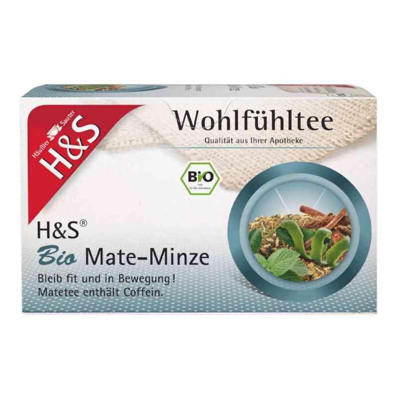 H&s Mate-minze Filterbeutel  bei juvalis.de bestellen
