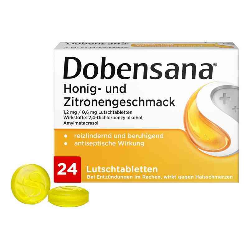 Dobensana Honig und Zitronengeschmack 1,2mg/0,6mg  bei juvalis.de bestellen
