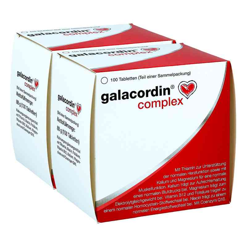 Galacordin complex Tabletten  bei juvalis.de bestellen
