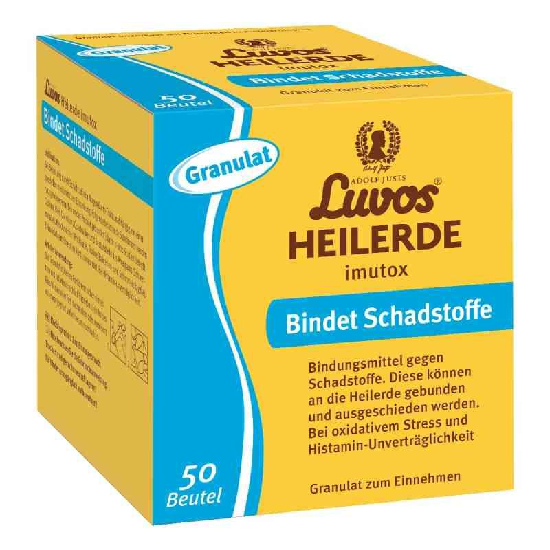 Luvos Heilerde imutox Granulat  bei juvalis.de bestellen