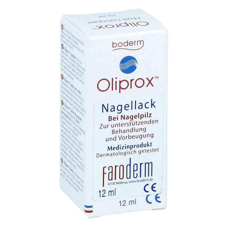 Oliprox Nagellack bei Pilzbefall  bei juvalis.de bestellen
