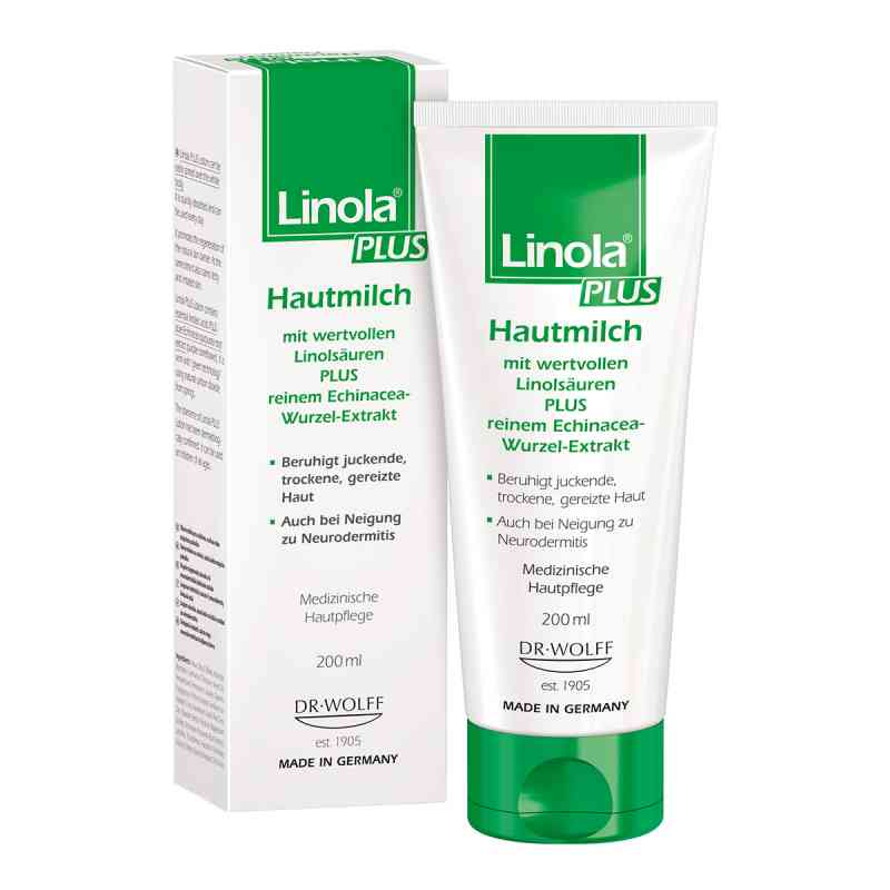 Linola Plus Hautmilch  bei juvalis.de bestellen