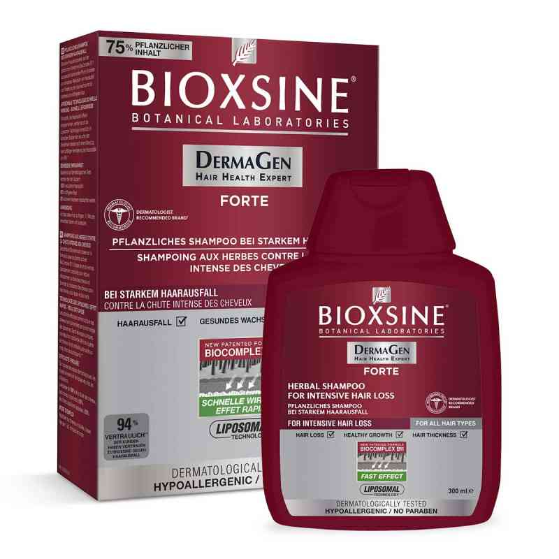Bioxsine Dg Forte g.Haarausfall Shampoo  bei juvalis.de bestellen