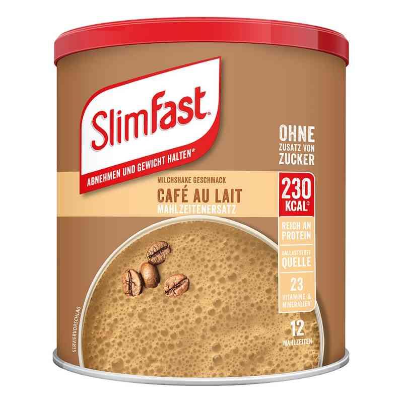 Slim Fast Pulver Cafe au Lait  bei juvalis.de bestellen