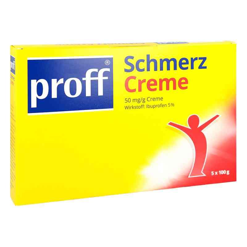 Proff Schmerzcreme 50mg/g  bei juvalis.de bestellen