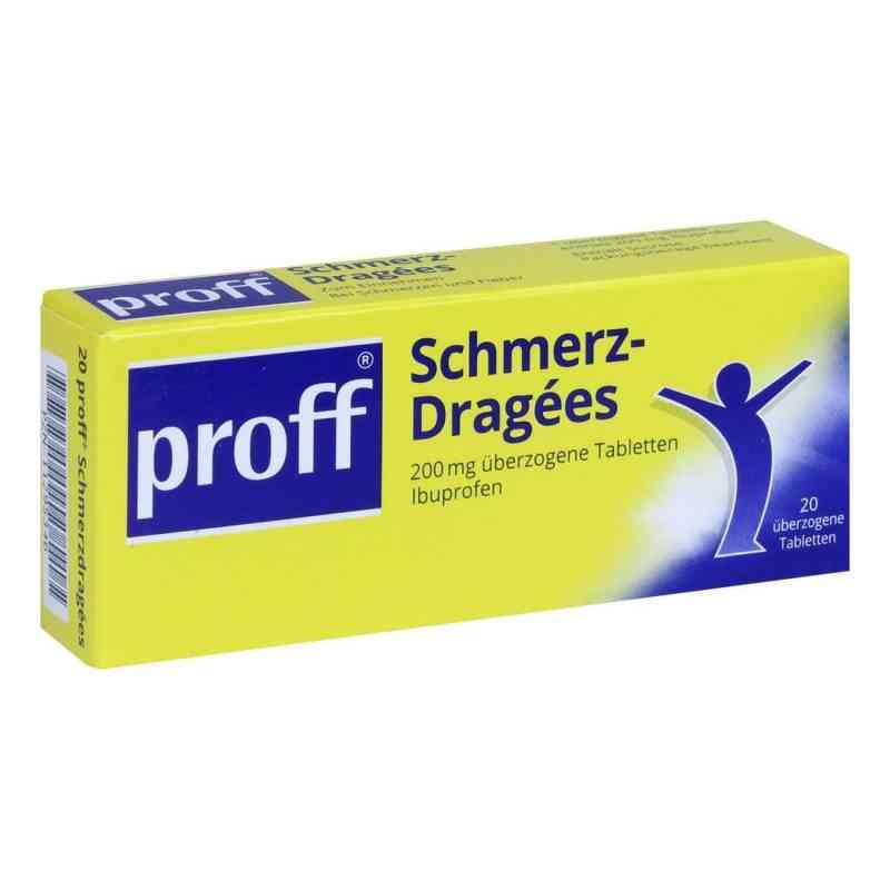 Proff Schmerzdragees 200mg  bei juvalis.de bestellen