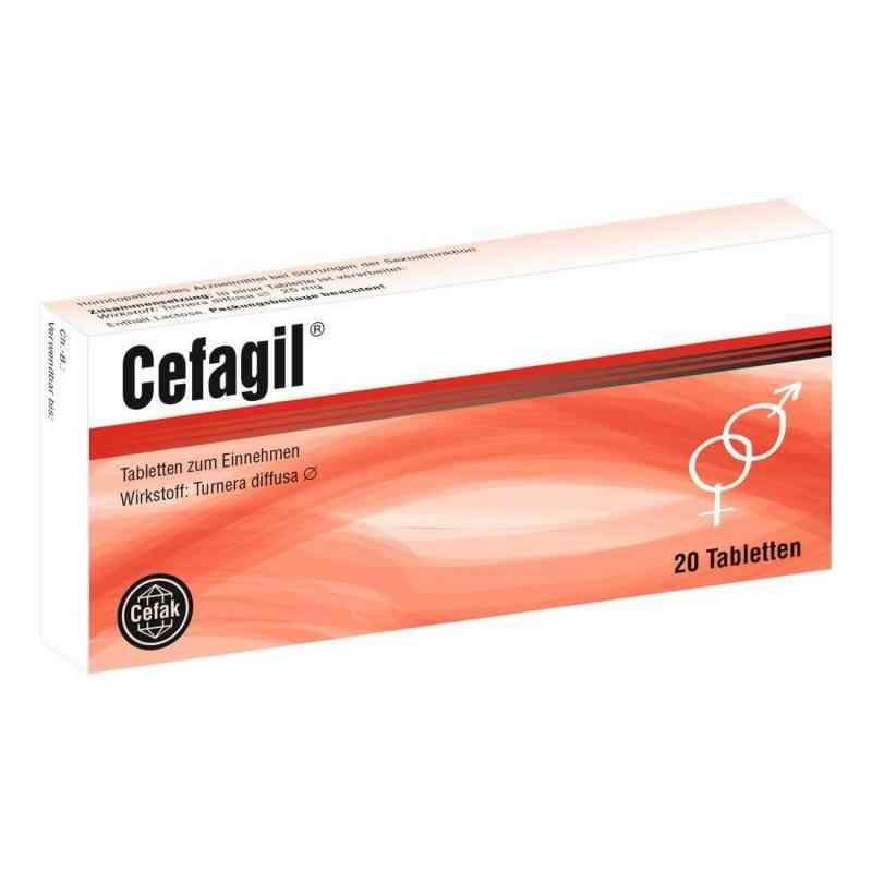 Cefagil Tabletten  bei juvalis.de bestellen