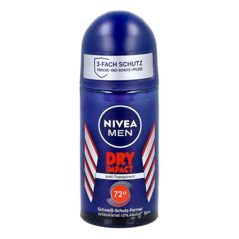 Nivea Men Deo Roll-on dry comfort  bei juvalis.de bestellen