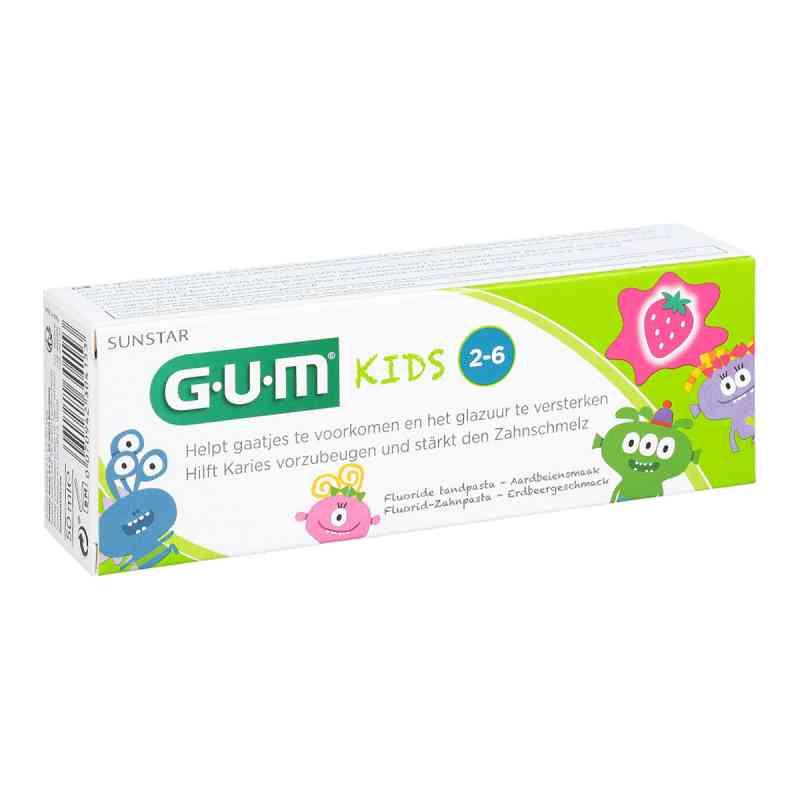 Gum Kids Zahngel Erdbeere 2-6 Jahre  bei juvalis.de bestellen