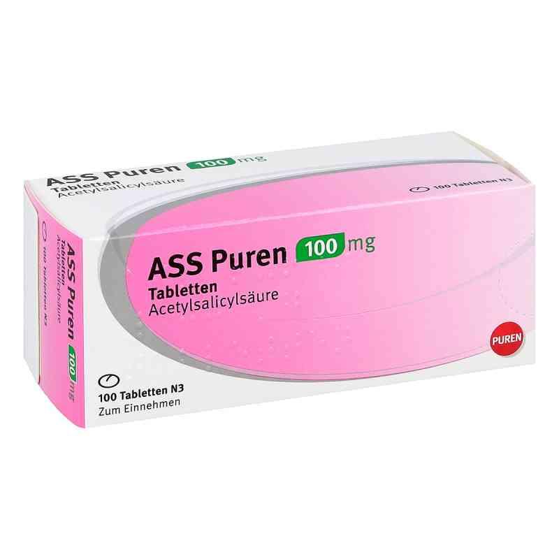 Ass Puren 100 mg Tabletten  bei juvalis.de bestellen