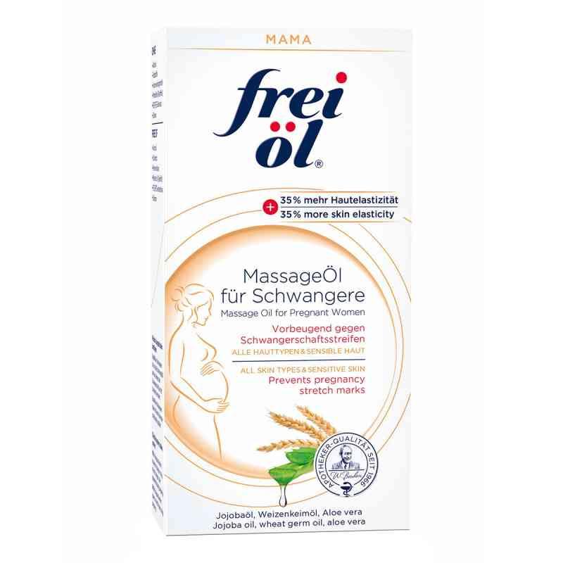 Frei öl Massageöl für Schwangere  bei juvalis.de bestellen