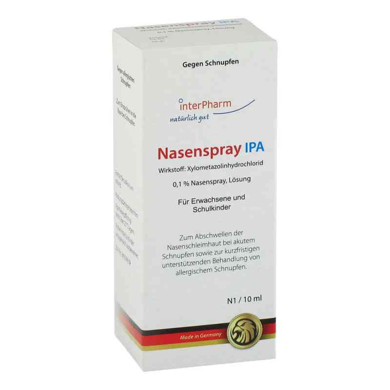 Nasenspray IPA  bei juvalis.de bestellen