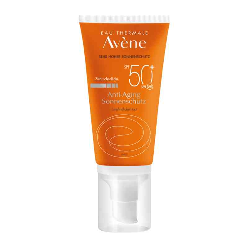 Avene Sunsitive Anti-aging Sonnenemulsion Spf 50+  bei juvalis.de bestellen