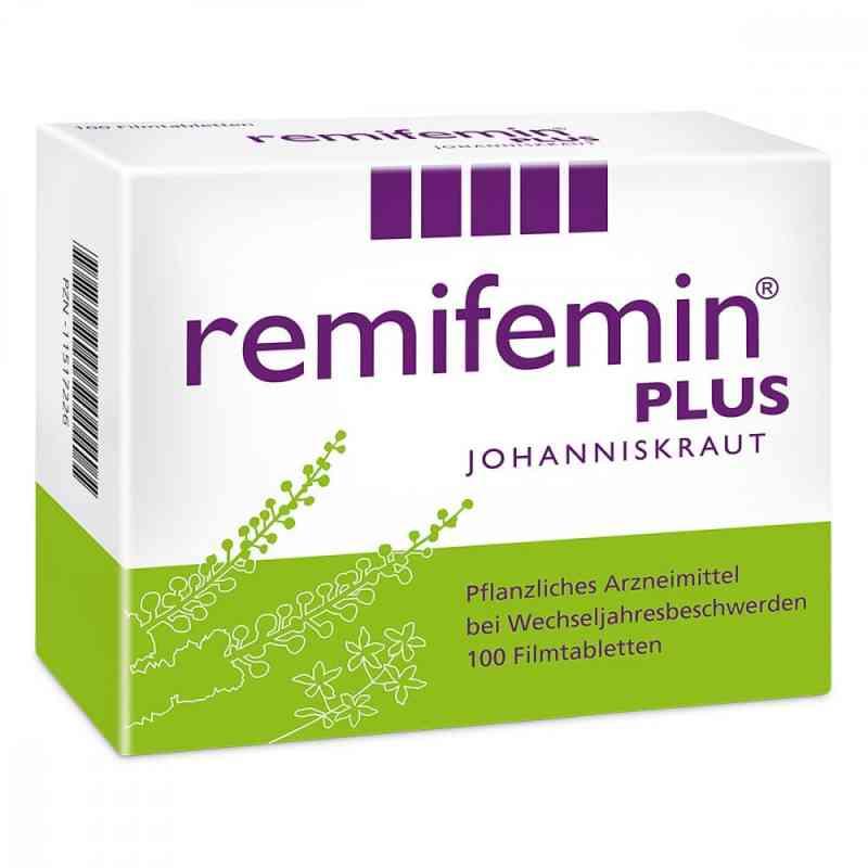 Remifemin plus Johanniskraut Filmtabletten  bei juvalis.de bestellen
