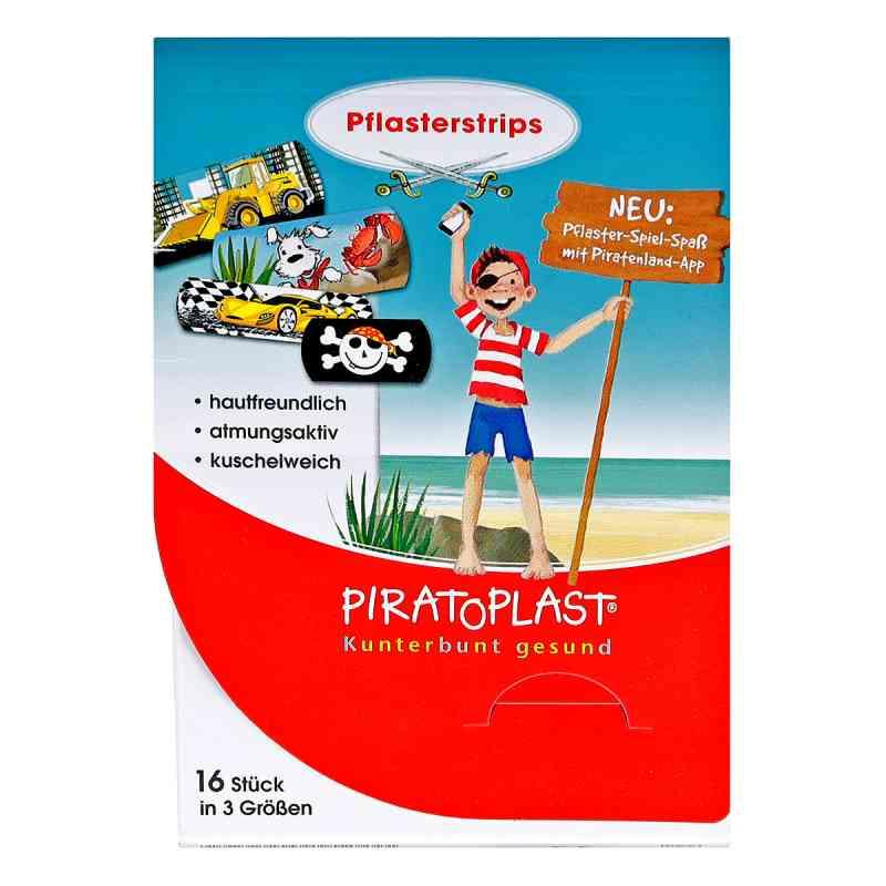Piratoplast Jungen Pflasterstrips 3 Grössen  bei juvalis.de bestellen