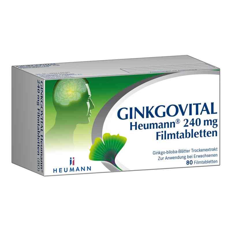 GINKGOVITAL Heumann 240mg  bei juvalis.de bestellen