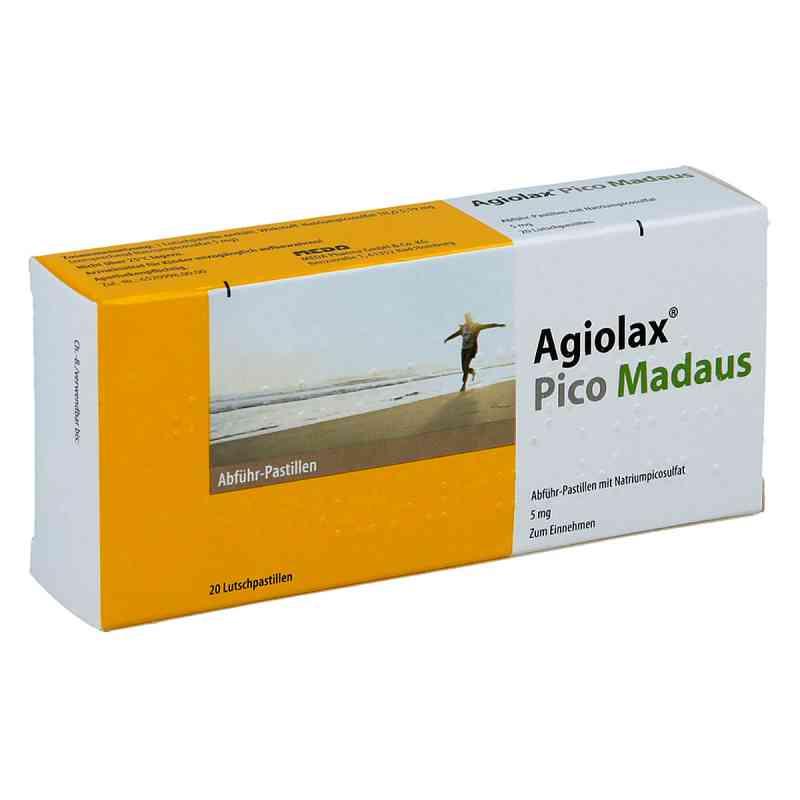 Agiolax Pico Madaus Abführ-pastillen  bei juvalis.de bestellen