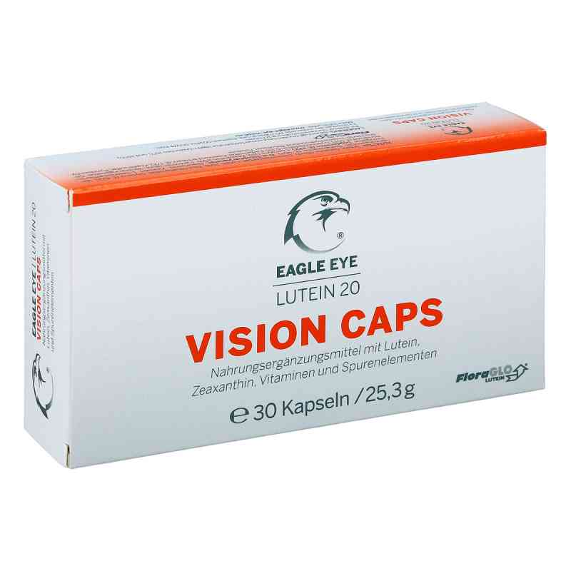 Eagle Eye Lutein 20 Vision Caps  bei juvalis.de bestellen