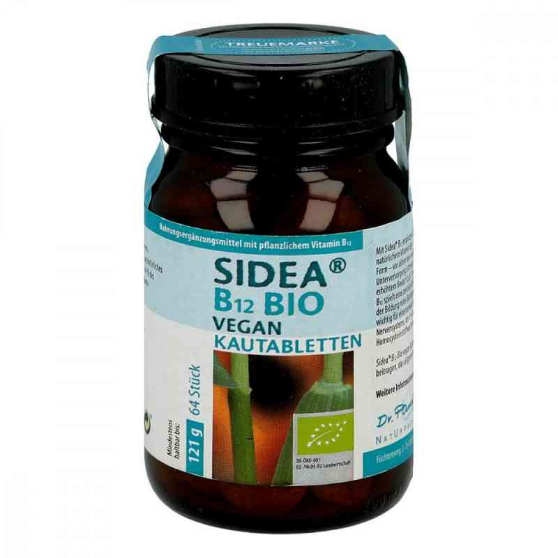 Sidea B12 Bio vegan Kautabletten  bei juvalis.de bestellen