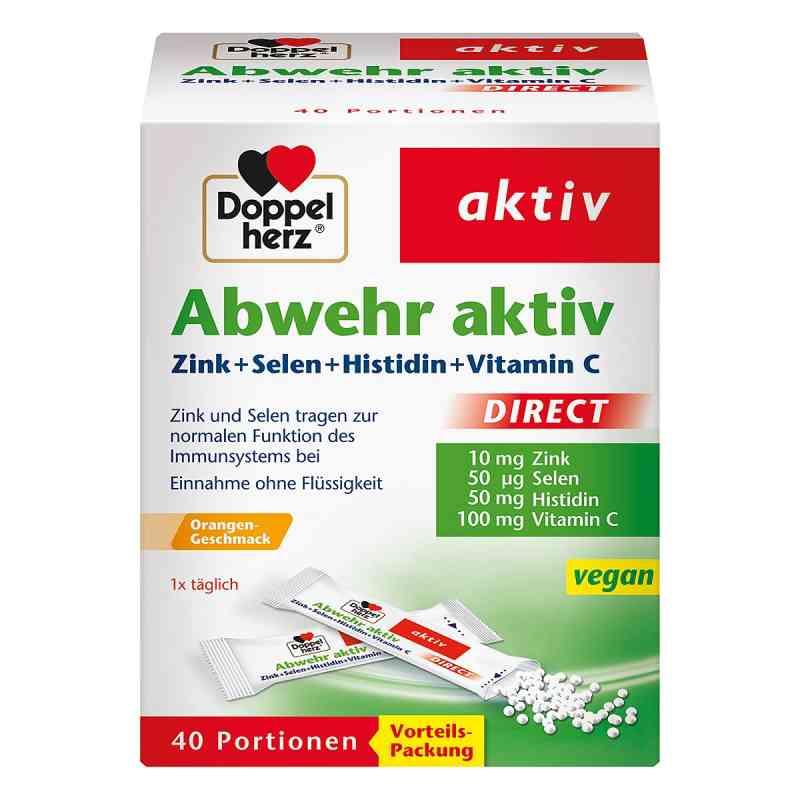 Doppelherz Abwehr aktiv Direct Pellets  bei juvalis.de bestellen