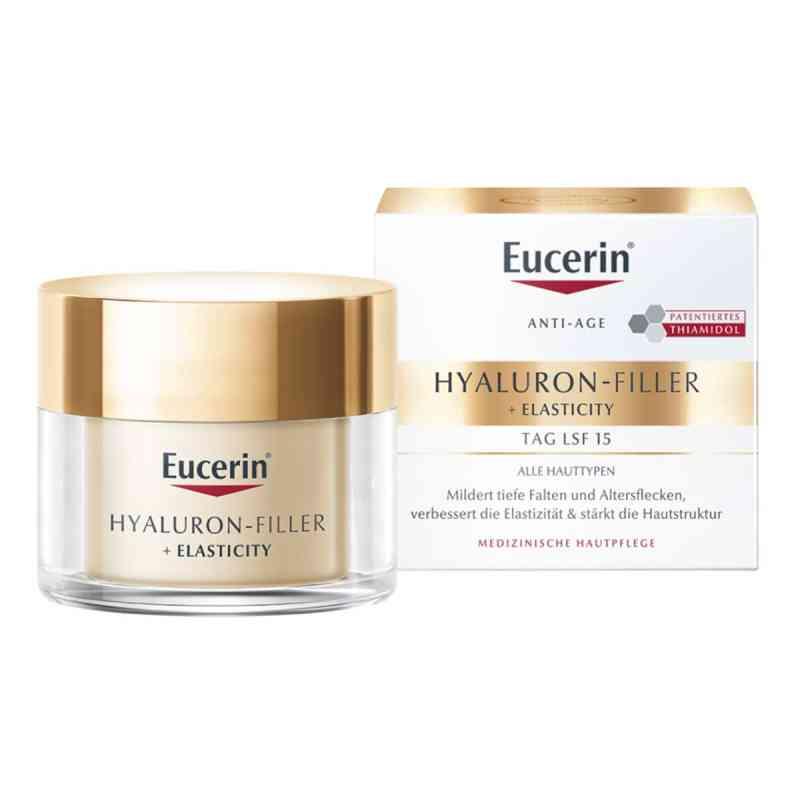 Eucerin Anti-age Elasticity+filler Tagescreme  bei juvalis.de bestellen