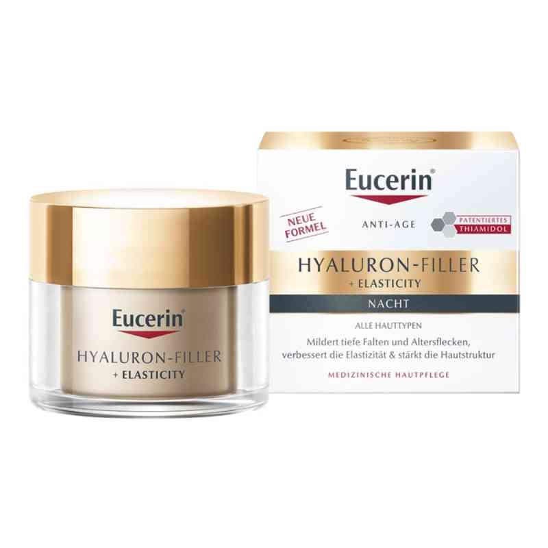 Eucerin Anti-age Elasticity+filler Nachtcreme  bei juvalis.de bestellen