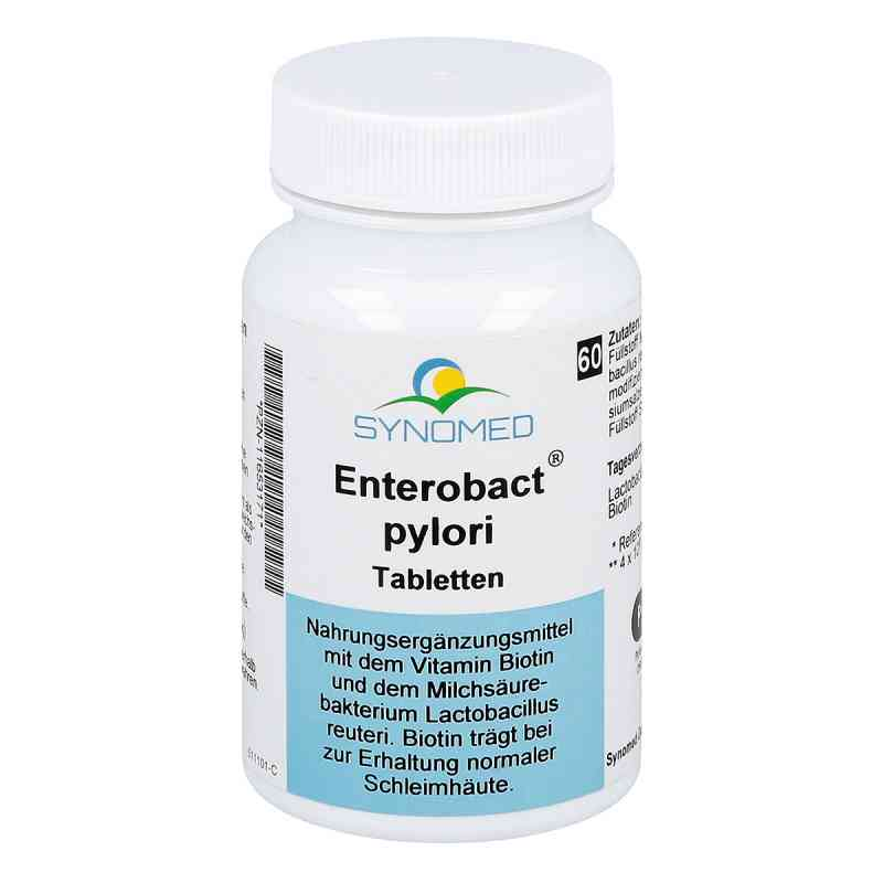 Enterobact pylori Tabletten  bei juvalis.de bestellen