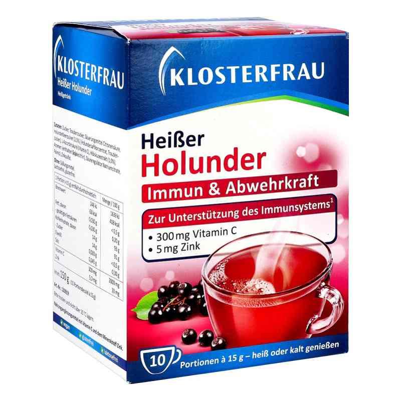 Klosterfrau Broncholind Heisser Holunder Granulat  bei juvalis.de bestellen