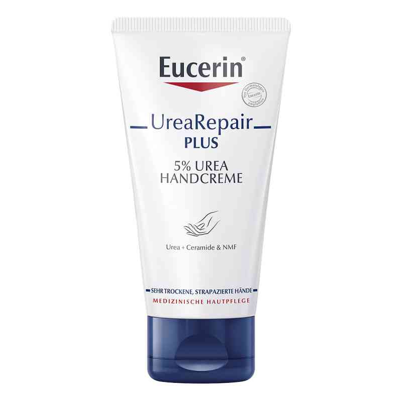 Eucerin Urearepair Plus Handcreme 5%  bei juvalis.de bestellen