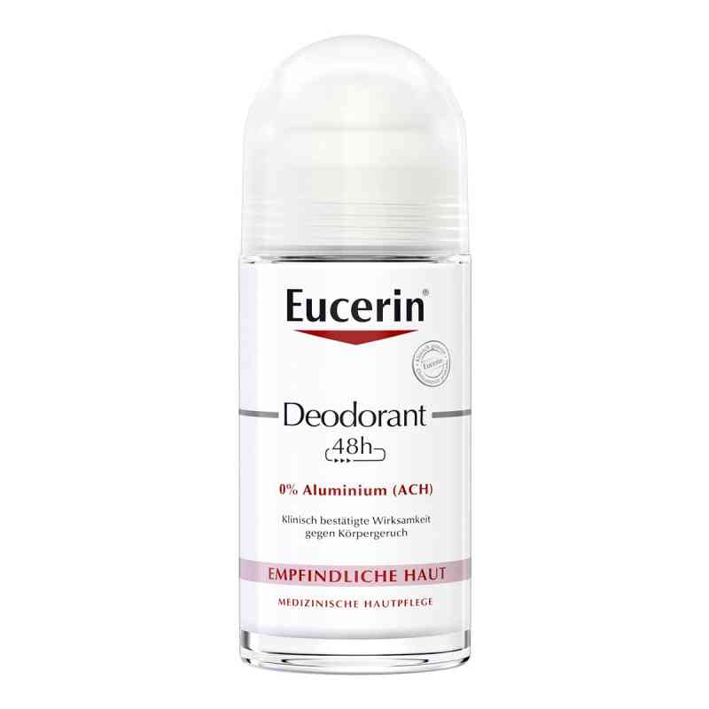 Eucerin Deodorant Roll-on 0% Aluminium  bei juvalis.de bestellen