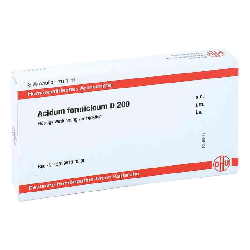 Acidum Formicicum D 200 Ampullen  bei juvalis.de bestellen