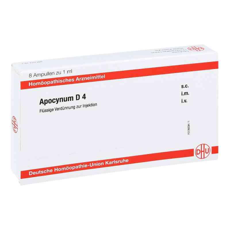 Apocynum D 4 Ampullen  bei juvalis.de bestellen