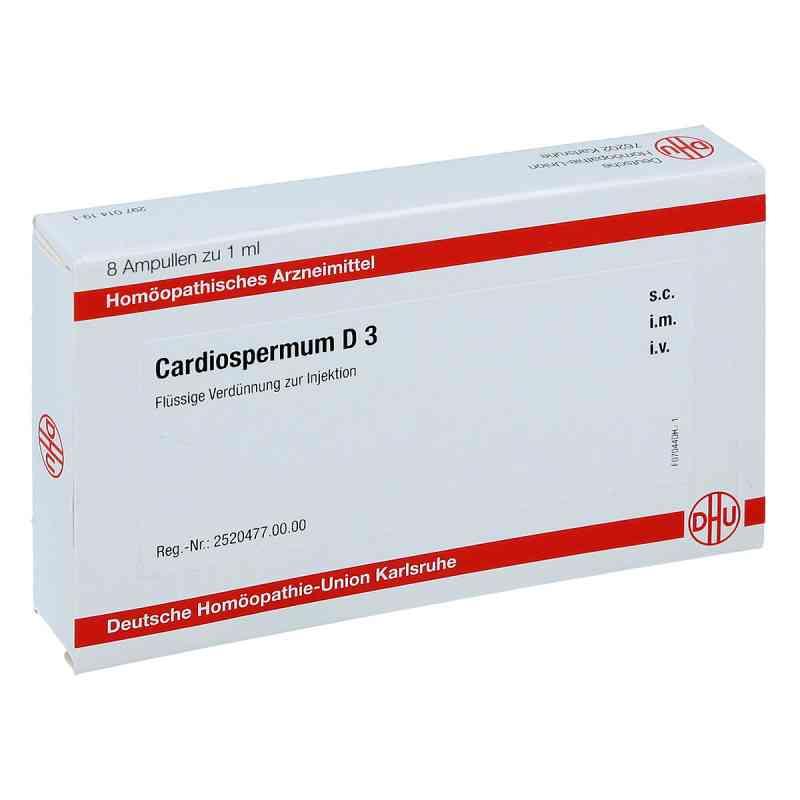 Cardiospermum D 3 Ampullen  bei juvalis.de bestellen