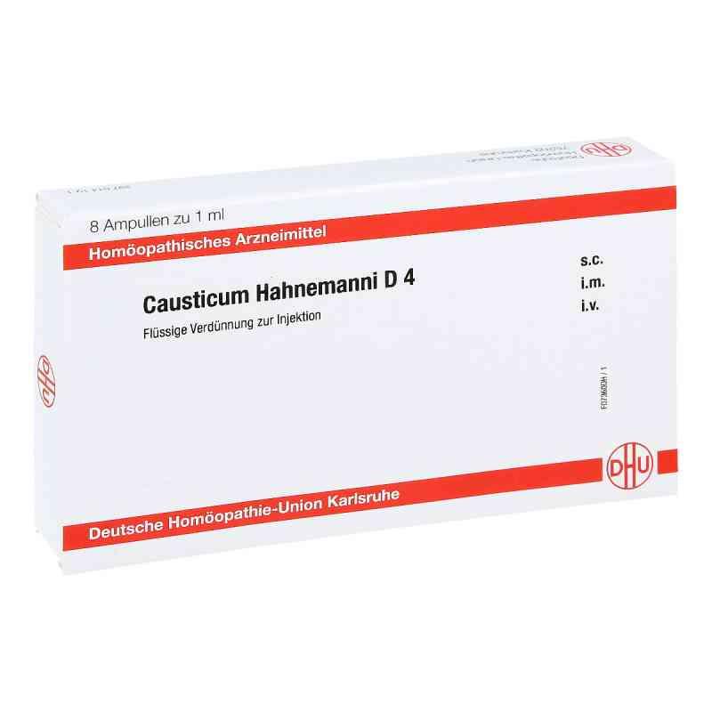 Causticum Hahnemanni D 4 Ampullen  bei juvalis.de bestellen