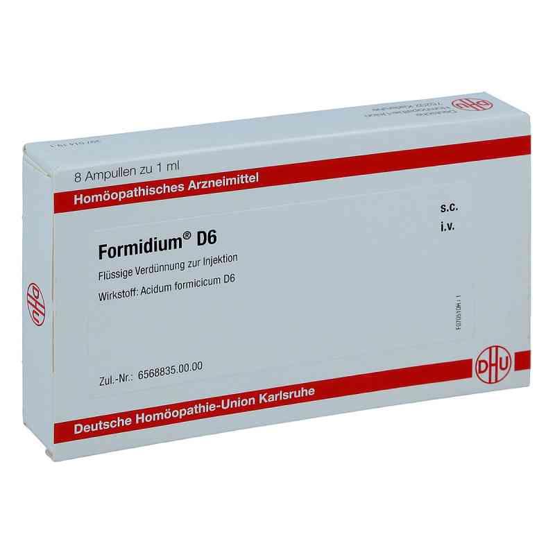 Formidium D 6 Ampullen  bei juvalis.de bestellen