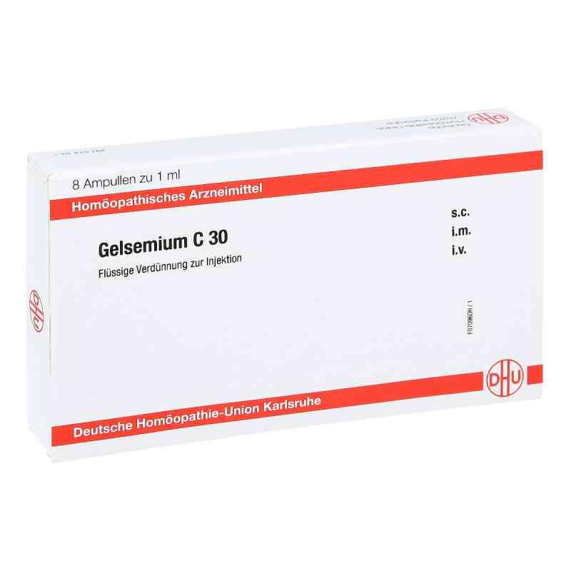 Gelsemium C 30 Ampullen  bei juvalis.de bestellen