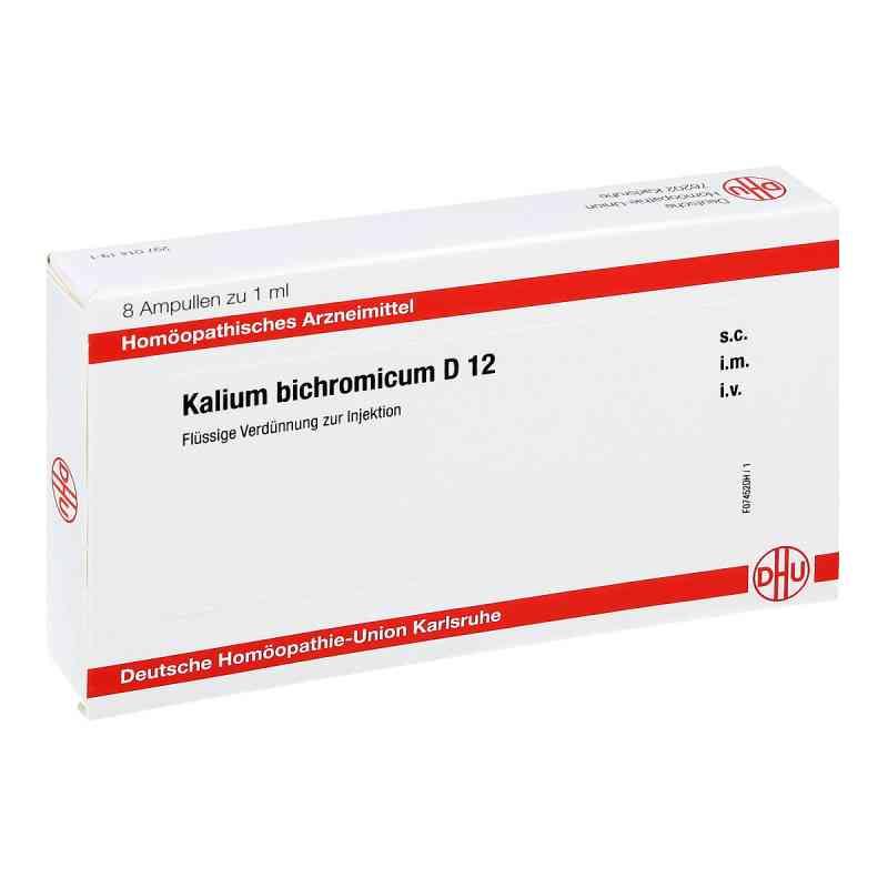 Kalium Bichromicum D 12 Ampullen  bei juvalis.de bestellen