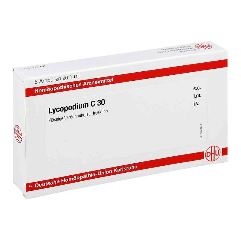 Lycopodium C 30 Ampullen  bei juvalis.de bestellen