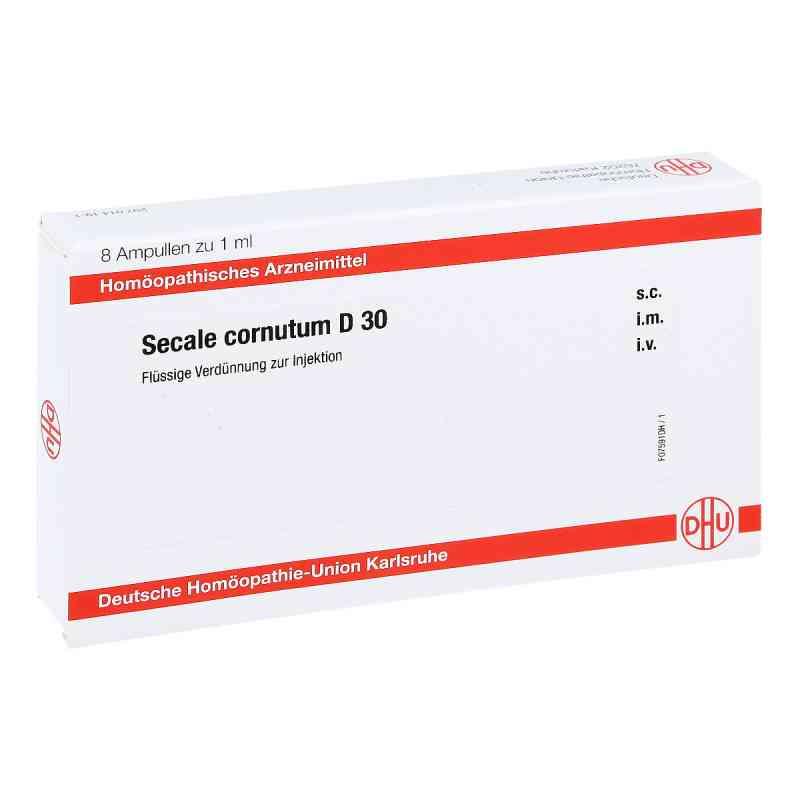 Secale Cornutum D 30 Ampullen  bei juvalis.de bestellen